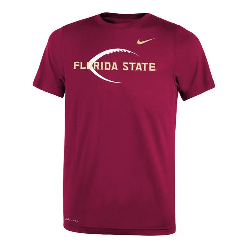 Nike™ Boys' Florida State University Legend Icon T-shirt