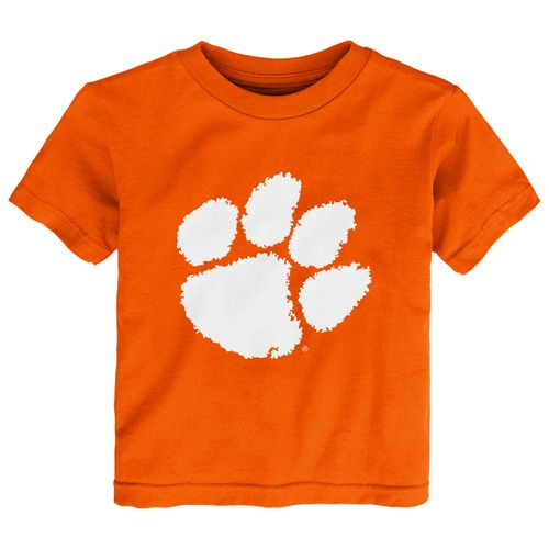 Gen2 Toddlers' Clemson University Primary Logo Short Sleeve T-shirt