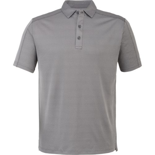 Callaway Men's Performance Golf Short Sleeve Jacquard Polo Shirt - view number 1
