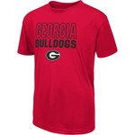 Colosseum Athletics Boys' University of Georgia Team Mascot T-shirt - view number 1
