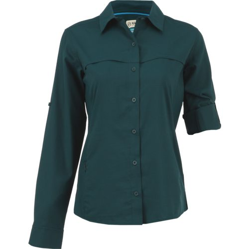 Magellan Outdoors Women's Falcon Lake Long Sleeve Top