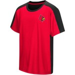 Colosseum Athletics Boys' University of Louisville Short Sleeve T-shirt - view number 1