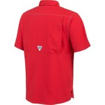 Columbia Sportswear Men's Louisiana Tech University Low Drag Offshore Short Sleeve Shirt - view number 2