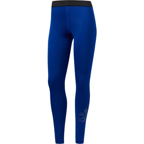 adidas Women's TECHFIT Badge of Sport Long Tight