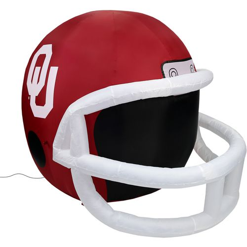 Sporticulture University of Oklahoma Team Inflatable Helmet