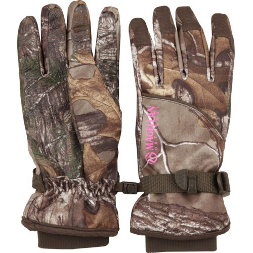 Magellan Outdoors Women's Ozark Heavyweight Camo Hunting Glove