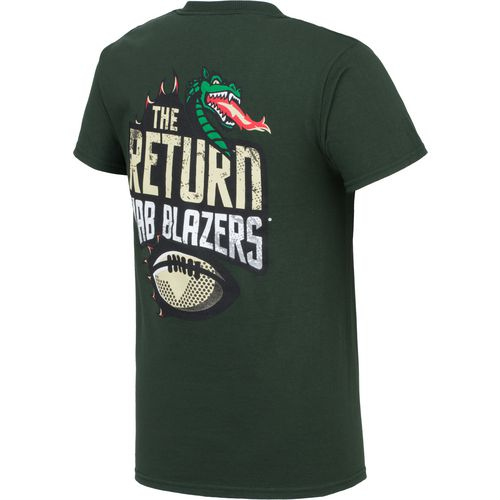Image One Men's University of Alabama at Birmingham The Return Football T-shirt - view number 2