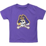 Gen2 Toddlers' East Carolina University Primary Logo Short Sleeve T-shirt - view number 1