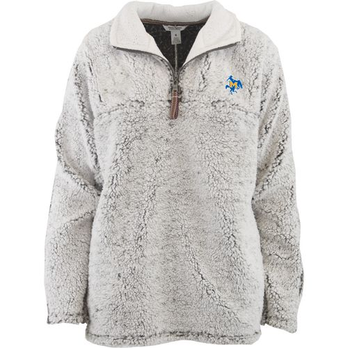 Three Squared Juniors' McNeese State University Poodle Pullover Jacket