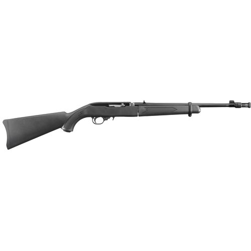 Ruger 10/22 Takedown .22 LR Semiautomatic Rifle with Flash Suppressor
