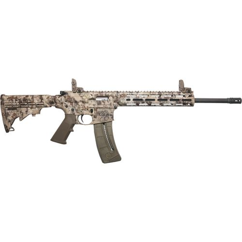 Display product reviews for Smith & Wesson M&P15-22 Sport M-LOK Kryptek .22 LR Semiautomatic Rifle
