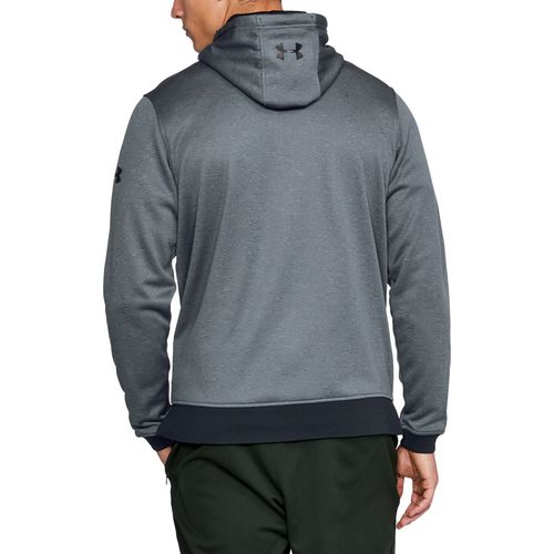 Under Armour Men's Armour Fleece Icon 1/4 Zip Pullover Hoodie - view number 4