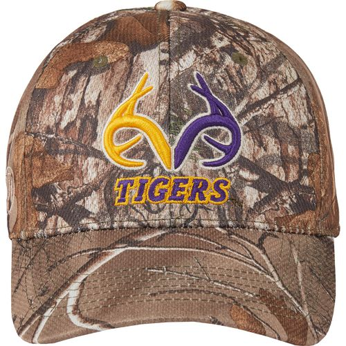 Top of the World Men's Louisiana State University Realtree Xtra Cap