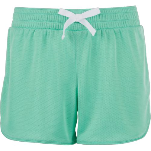 Display product reviews for BCG Girls' Thin Piped 3 in Basketball Short