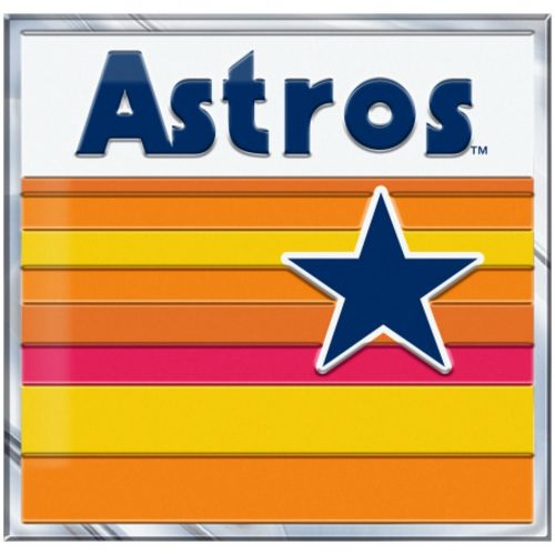 Team ProMark Houston Astros Color Emblem Retro