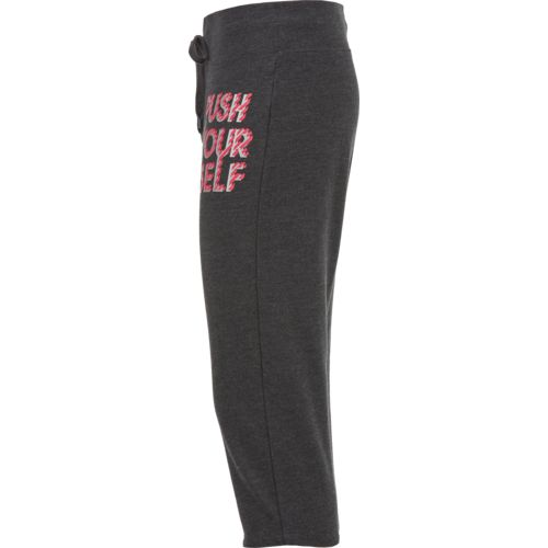 BCG Women's Casual Lifestyle Graphic Capri Pants - view number 4