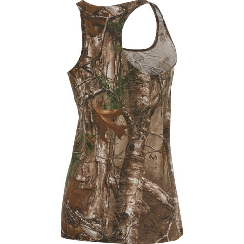 Magellan Outdoors Women's Fayette Camo Tank Top - view number 2
