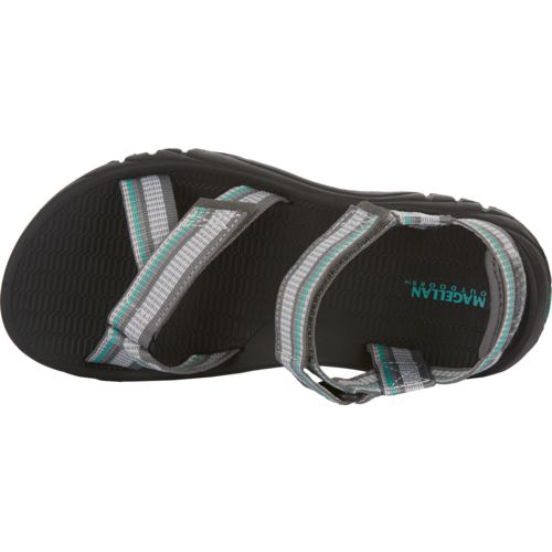Magellan Outdoors Women's Stripe River Sandals - view number 4