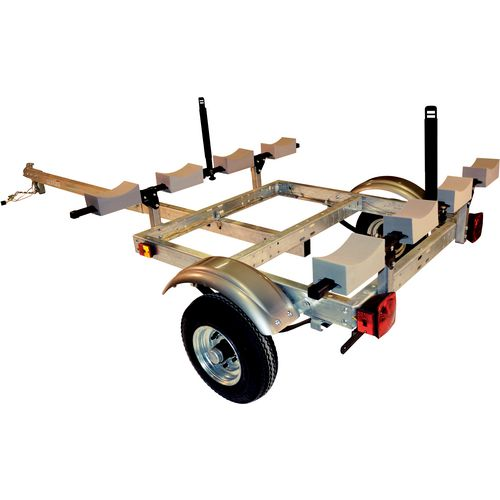 Malone Auto Racks XtraLight 4-Kayak Trailer