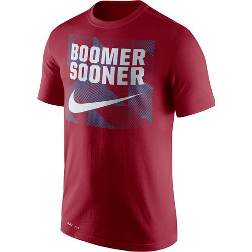 Nike Men's University of Oklahoma Legend Franchise T-shirt