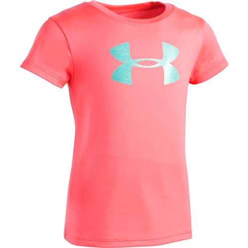 Under Armour Toddler Girls' Big Logo T-shirt