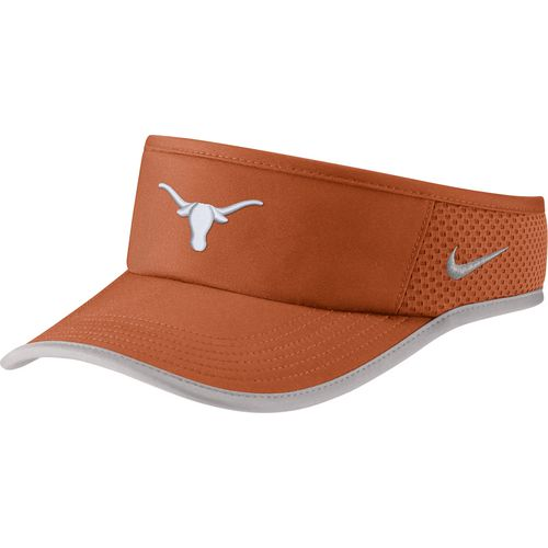Nike Men's University of Texas Dri-FIT Featherlight Visor
