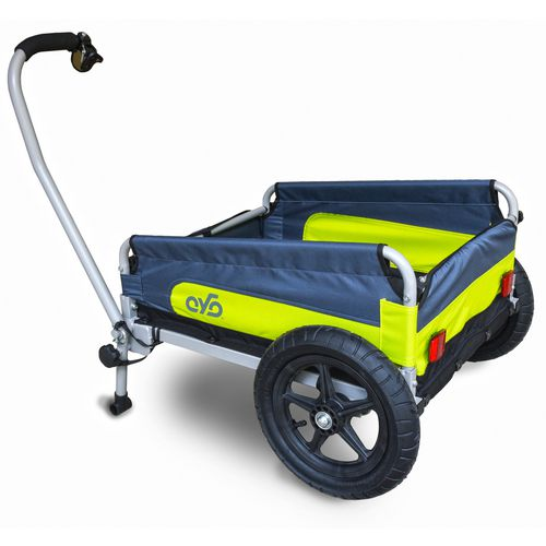 Cyclic Switcharoo Cargo Bike Trailer and Wagon