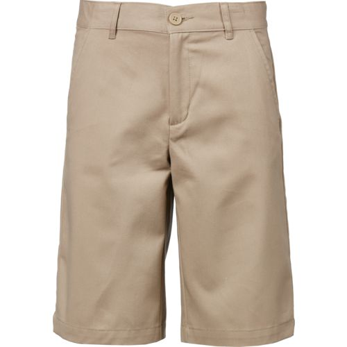 Austin Trading Co. Boys' Flat Front Uniform Shorts