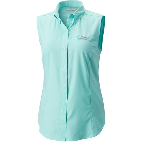 Display product reviews for Columbia Sportswear Women's Tamiami Sleeveless Shirt