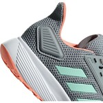 adidas Girls' Duramo 9 Running Shoes - view number 4