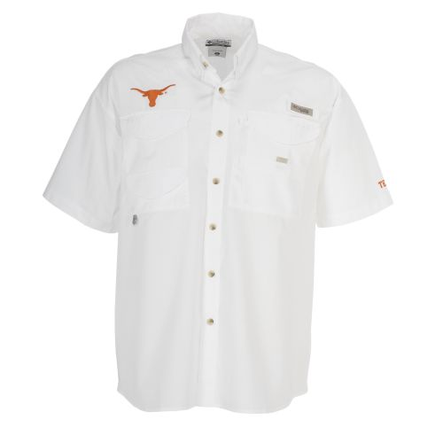 Columbia Sportswear Men's Collegiate Bonehead™ University of Texas Shirt