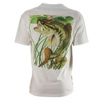 Guy Harvey Men's Largemouth Bass T-shirt