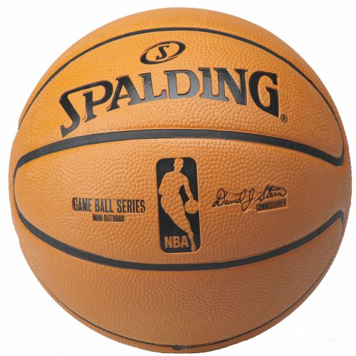 Display product reviews for Spalding NBA Replica Game Ball Mini-Size Youth Basketball