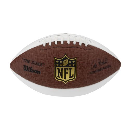 Wilson NFL Autograph Football - view number 1
