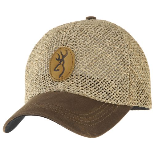 Browning Adults  Straw Cap