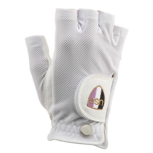Image for US Glove Women's Shorty Half-Finger Right-hand Golf Glove from Academy