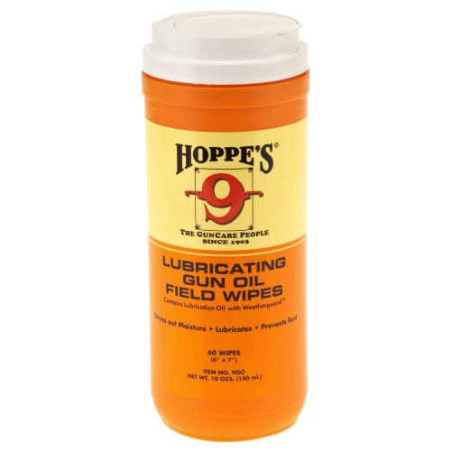 Hoppe's Lubricating Gun Oil Field Wipes - view number 1