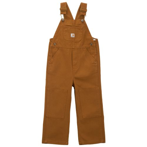 Carhartt Toddlers' Washed Bib Overall