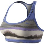 Nike Women's Color Me Happy Indy Short Sports Bra