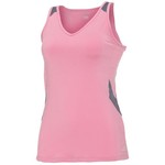 BCG™ Women's Solid Piped Tennis Tank Top