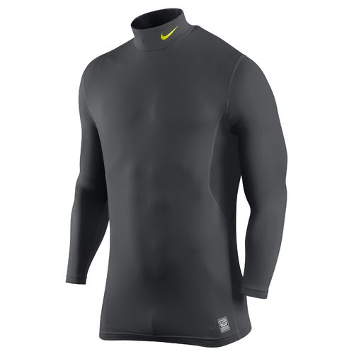 Nike Men's Pro Combat Hyperwarm Fitted 1.2 Training Shirt