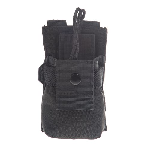Tactical Performance 2-Way GPS/Radio MOLLE Pouch