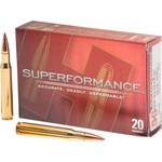 Hornady InterBond® Superformance® .30-06 Springfield 165-Grain Centerfire Rifle Ammunition