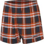 Concepts Sport Men's University of Texas at San Antonio Millennium Plaid Boxer