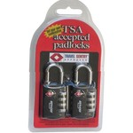 SKB Airline Approved Padlocks 2-Pack