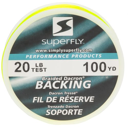 Superfly™ 20 lb. - 100 yards Fly Line Backing