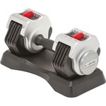 Exertec® 30 lb. Adjustable Dumbbell
