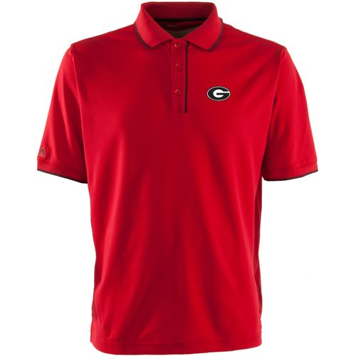Antigua Men's Georgia University Elite Polo