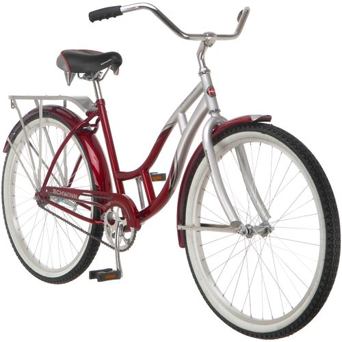 Schwinn  Women s Sanctuary 26  Cruiser Bicycle