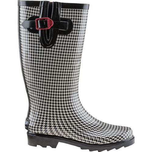 Display product reviews for Austin Trading Co.™ Women's Houndstooth Rubber Boots